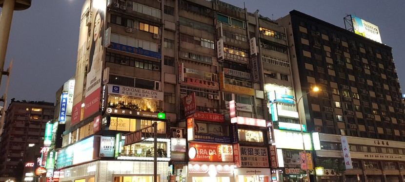 Mountains, skyscrapers & night markets inTaiwan