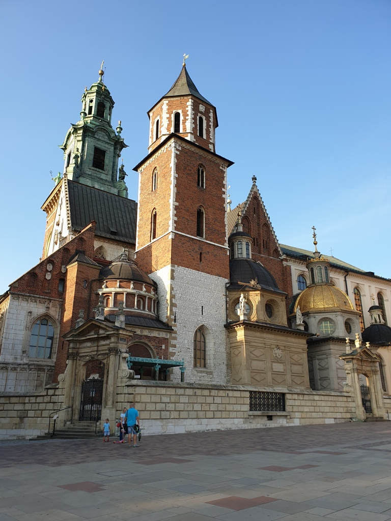 Wawel Castle, Krakow. Image by Hayley Everett.