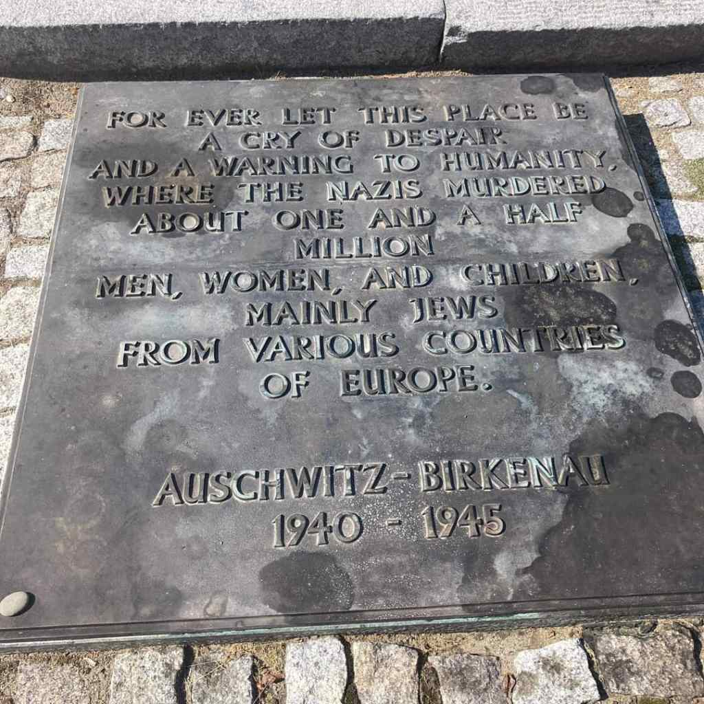 Auschwitz-Birkenau extermination and concentration camp, Krakow. Image by Hayley Everett.